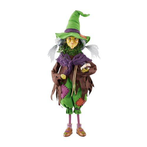 Department 56 Agnes The Frog Witch